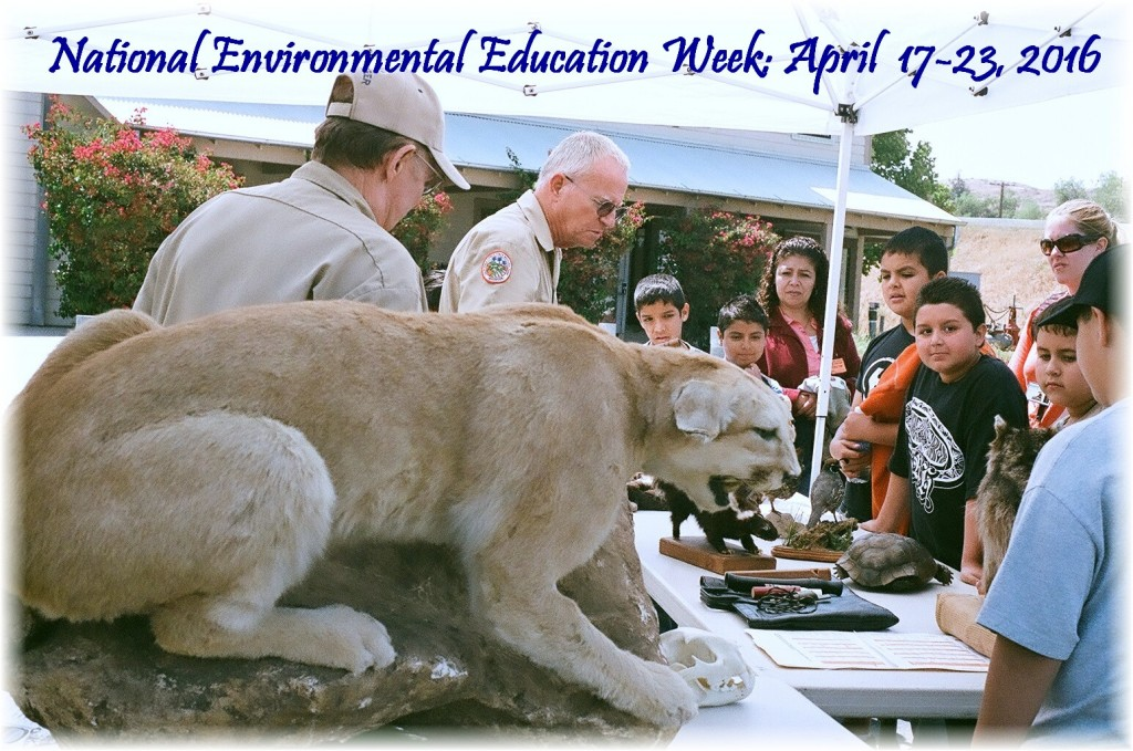 National Environmental Education Week: April 17-23